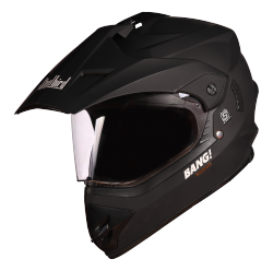 SB-42 Bang Single Visor Mat Black